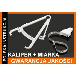 KALIPER + MIARKA ZESTAW
