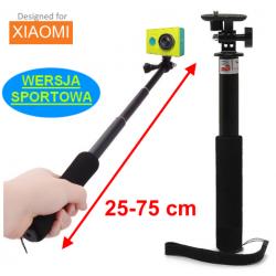 Solidny długi monopod do kamer Xiaomi YI