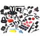 MEGA ZESTAW uchwytów i akcesoriów do kamery Xiaomi YI