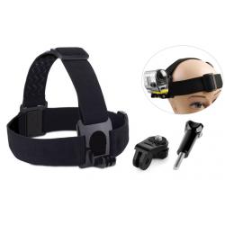 Opaska na kask lub głowę do Sony Action Cam