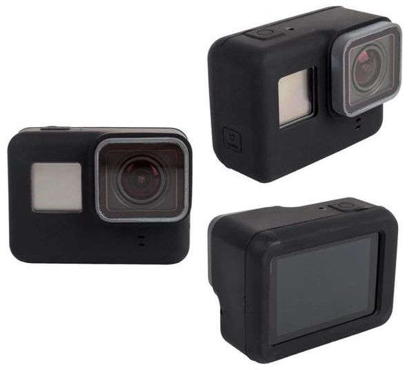Obudowa silikonowa do GoPro Hero 7, 6, 5