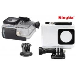 OBUDOWA KINGMA WODOSZCZELNA WODOODPORNA DO KAMERY XIAOMI YI 4K, 4K+, LITE