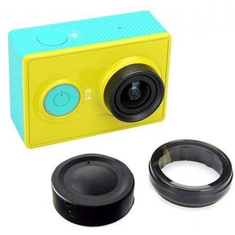 Filtr UV + dekielek do kamery XIAOMI YI
